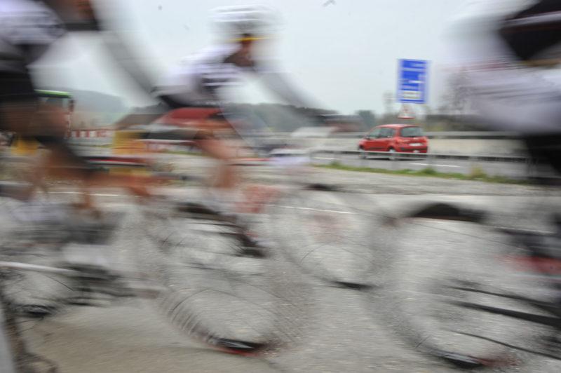 Wer früh mit Velofahren beginnt, ist später fitter für den Strassenverkehr. (Bild: Martin Platter)