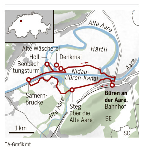 Karte Widmer ganze Schweiz