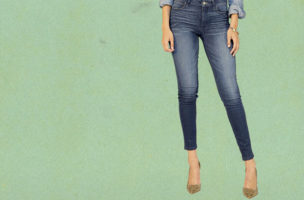 Drangsaliert uns die Skinny Jeans?