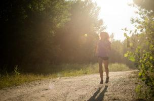 Laufen, wenn die Welt noch schläft