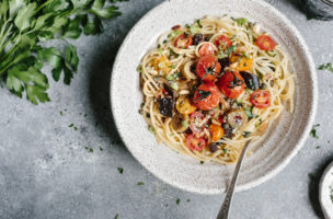 10 schnelle Spaghettirezepte