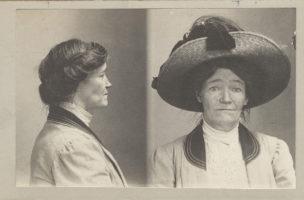 Als Verbrecherinnen noch Hüte trugen