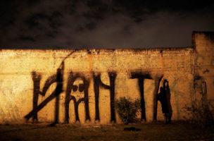 Krieg den Wandbeschmutzern
