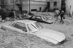 Das Unwetter von 1987