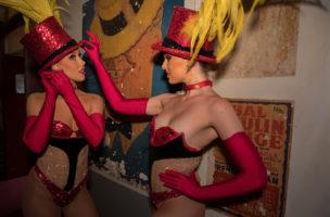 Hinter den Kulissen des Moulin Rouge