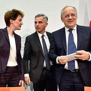 Drückeberger im Bundesrat