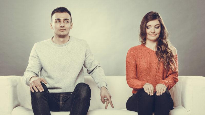 Eigentlich ist die Grenze zwischen Flirt und Belästigung klar. Foto: iStock