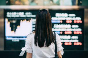 Panik an der Börse bietet auch Chancen