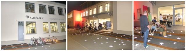 Ein Hauch von Williamsburg: Das Kunst- und Kulturzentrum Altefrabrik in Rapperswil