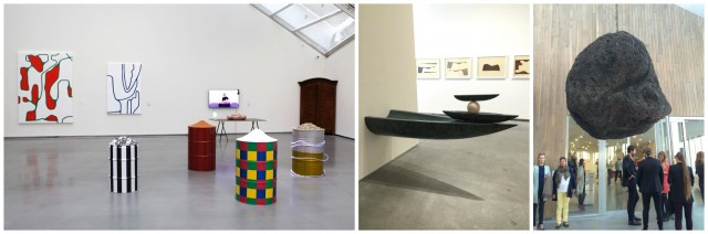 Kaspar Müllers Installation, Camille Henrots Anspielungen an die Moderne. Stein-Installation Tori Wranes': Steckt die Künstlerin drin?
