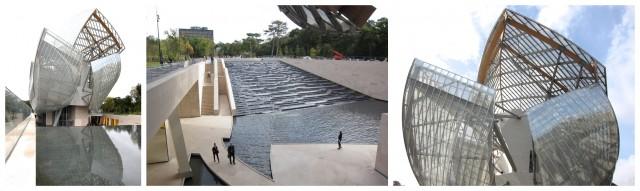 Und doch ein grossartiges Bauwerk: Gehrys Opus Magnum