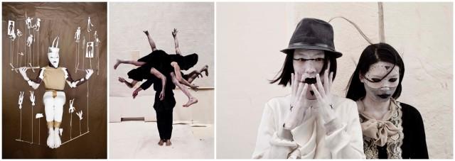 Einstiegsdroge Schweizer Senkrechtstarter: Augustin Rebetez, «arrière-tête, (mécanismes)», 2014, Inkjetprint auf Hahnemühle, Total Edition von 6 + 1 Preis je nach Grösse: 27 x 40 cm    CHF 1'500,  40 x 60 cm    CHF 1'800,  67 x 100 cm  CHF 2'500 bei Galerie nicola von Senger, wo am 9.1. eine Ausstellung des Künstlers eröffnet wird