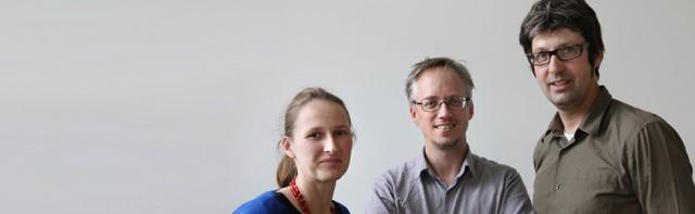 Die Architekten: Inge Vinck, Jan de Vylder, Jo Taillieu