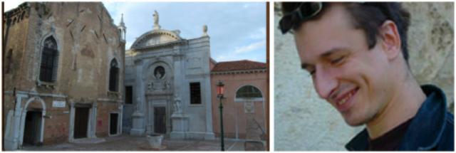 Chrstoph büchel und «seine» Kirche Sta Maria della Misericordia am Campo de L'Abazia
