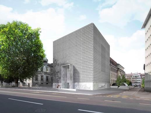 Eine Vorschau auf das neue Bündner Kunstmuseum Chur