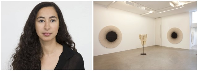 Latifa Echakhch und ihre Installation «Jasmin» von 2012