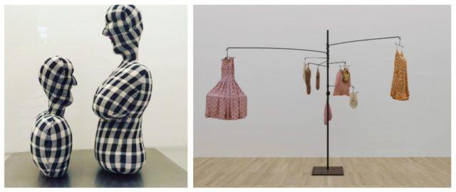 Ein Museum im Museum: Louise Bourgeois' Raum in der neuen Tate Modern.