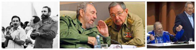 Wie die Zeit vergeht: Brüder Castro regieren Kuba seit mehr als einem halben Jahrhundert vierhändig.