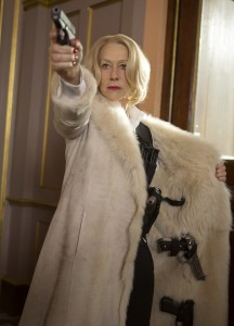 Abgebrüht: Victoria (Helen Mirren).