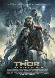 «Thor – The Dark Kingdom» läuft ab 31. Oktober 2013 im Pathé Küchlin.