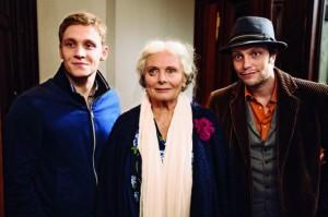 Trio infernale: Sascha, Frau Ella und Klaus. (Bilder: Warner Bros.)