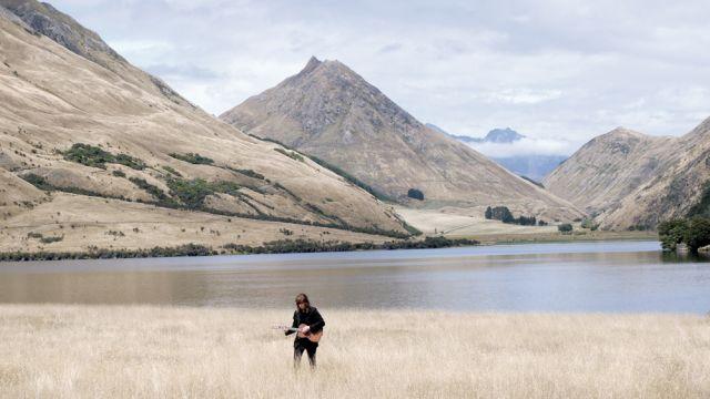 Die Weiten von Neuseeland.