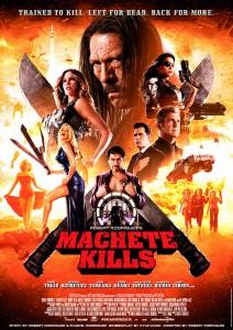 «Machete Kills» läuft ab 19. Dezember im Capitol und im Küchlin.