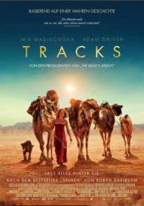 «Tracks» läuft ab 17. April im kult.kino.atelier.