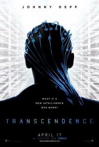 Filmplakat Transcendence