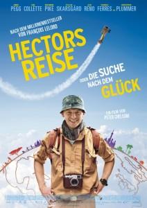 «Hectors Reise oder die Suche nach dem Glück» läuft ab 28. August 2014 im kult.kino.atelier und im Pathé Küchlin in Basel.