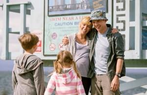 Macht sie ihn glücklich? Hector mit seiner Jugendliebe Agnes (Toni Collette).