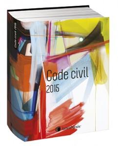 Coup: Das französische Zivilrechtsbuch mit dem Cover von Smash137.