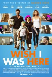 «Wish I Was Here» läuft ab 23.10. im Küchlin.