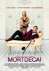 «Mortdecai» läuft ab 29.1. im Küchlin.