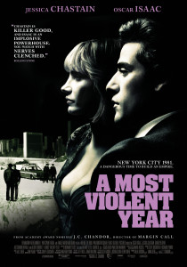 «A Most Violent Year» läuft ab 9.4. im Küchlin.