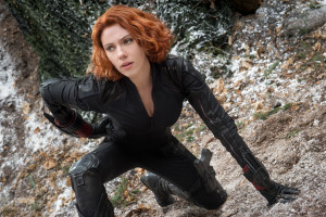 Schlagende Argumente: Black Widow (Scarlett Johannsson).