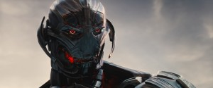 Charakterloser Bösewicht: Ultron (James Spader).