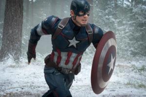 «Lusche mit Schild»: Captain America (Chris Evans).