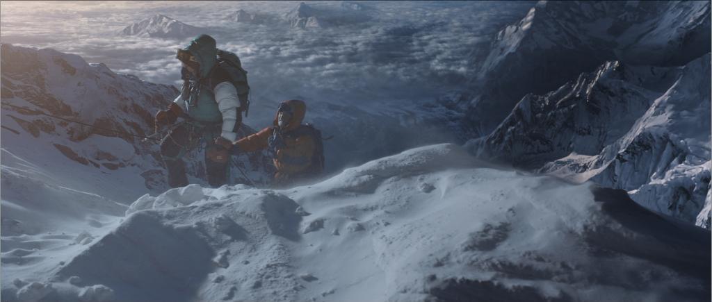 Atemberaubendes Panorama: Auf dem Weg zum höchsten Gipfel der Welt.