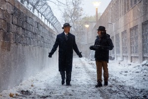Erfolgsgespann: Tom Hanks und Steven Spielberg.