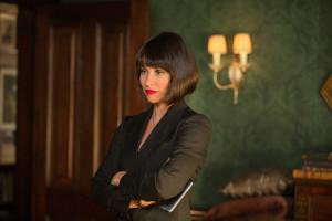 Augenweide: Evangeline Lilly als Hope Van Dyne.