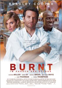 «Burnt» ab 4.12. in Küchlin und im Studio Central.