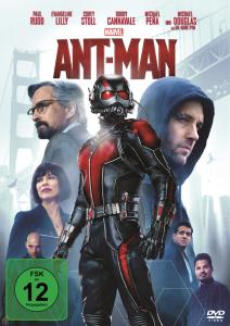 «Ant-Man» ist ab 8.12. auf DVD und Blu-Ray erhältlich.