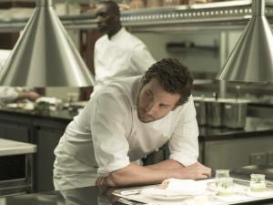 Anspruchsvoller Küchenchef: Adam Jones.