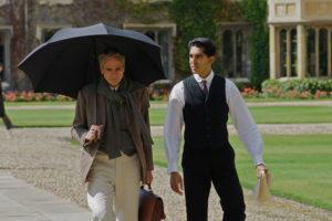 Langsame Annäherung: Hardy und Ramanujan.