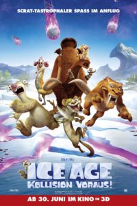 «Ice Age: Collision Course» läuft ab 30.6. in Basel.