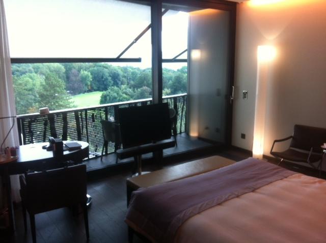 Weitsicht und Luxus: Ein Deluxe Room im Hotel Dolder.
