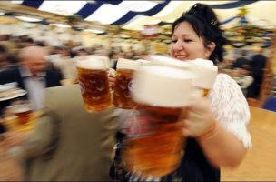 Es gibt viele Gründe, Deutsche zu mögen. Das Oktoberfest ist keiner davon.