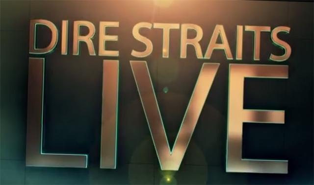 Ist das irgendwie irreführend?Nicht die «Dire Straits» spielten, sondern eine Coverband.