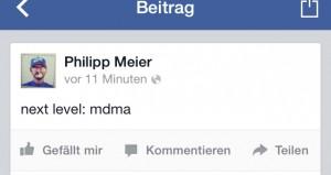 Wir wünschen einen guten Heimflug, Philipp!
